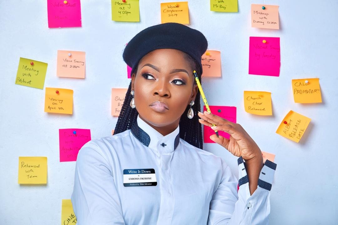 Chioma Okereke – Write It Down