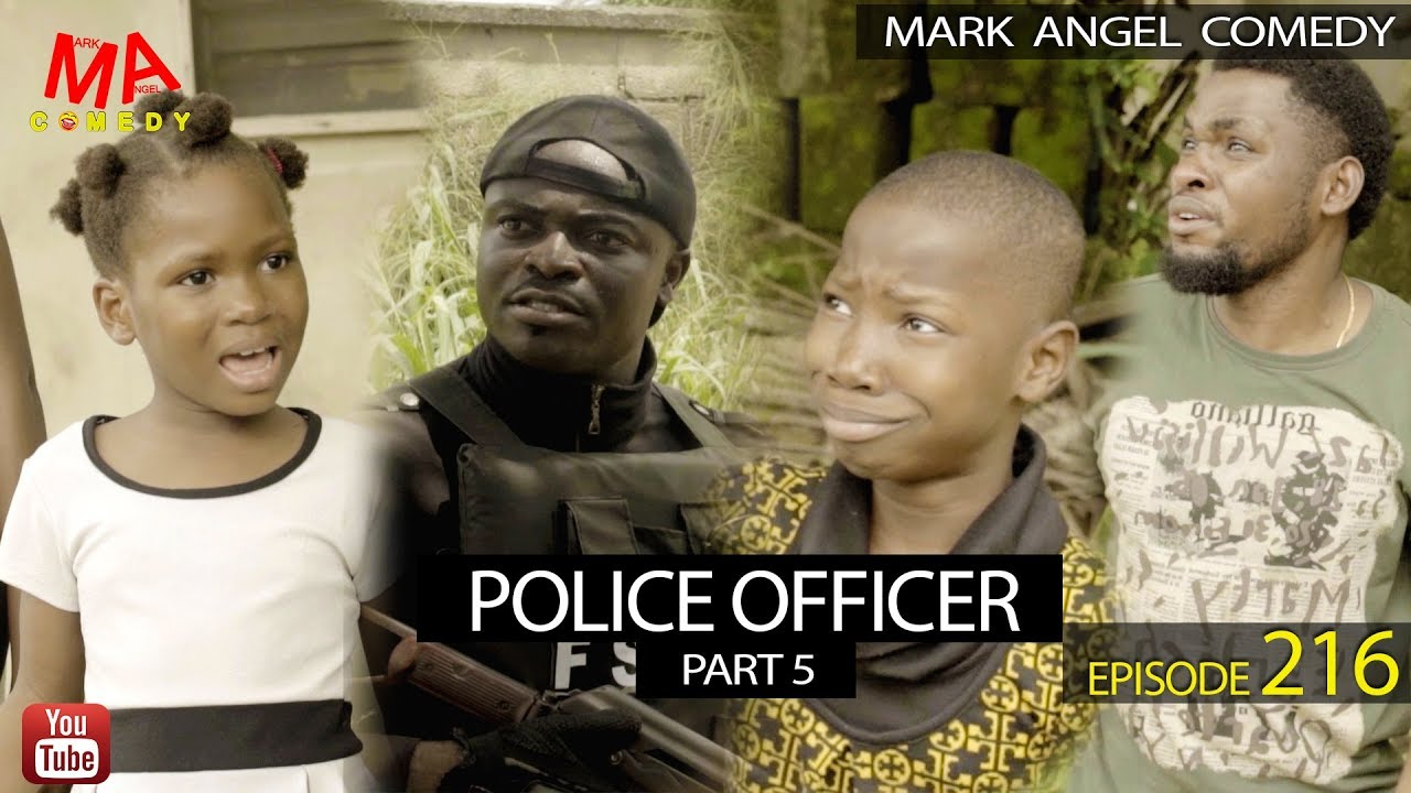 Mark Angel Comedy - POLICE OFFICER Part 5