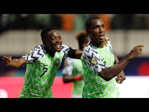 AFCON 2019  Nigeria vs Cameroon  Highlights