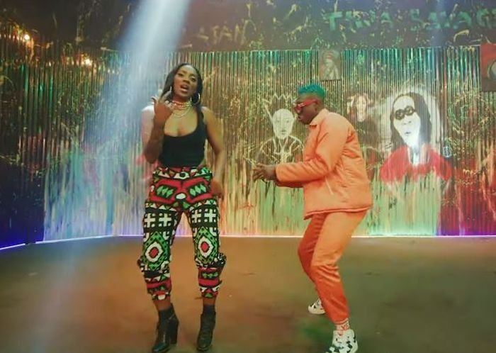Zlatan X Tiwa Savage - Shotan