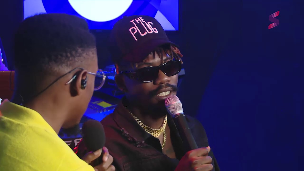 Watch YCEE (and Sheye Banks) Performing at the Soundcity 98.5 at 3 Live Sessions